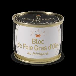 Bloc de foie gras d'oie du...