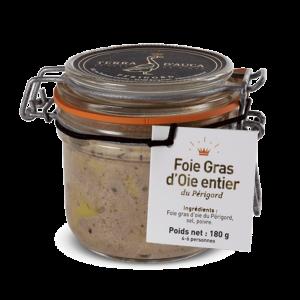 Foie gras d'oie entier du...